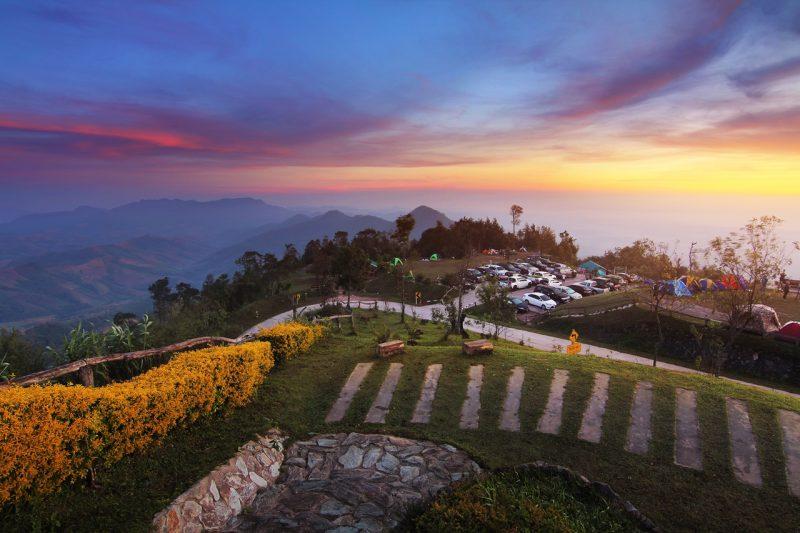 5 Taman Nasional Thailand yang Wajib Anda Kunjungi