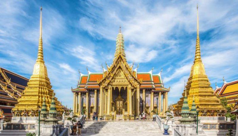 Berbagai Ciri Khas Tarian Thailand