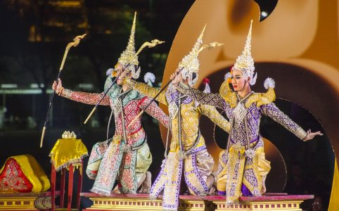 Mengenal Sejarah dan Dasar dasar tarian thailand